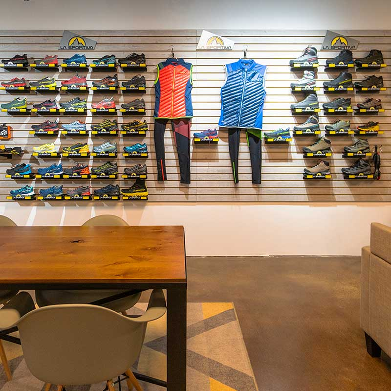 La Sportiva running and trail shoes